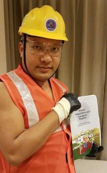Image 6 Hard hat Karmapa