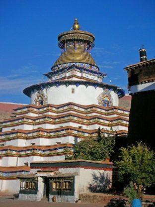 gjance stupa
