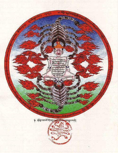 Antigyalpo amulet