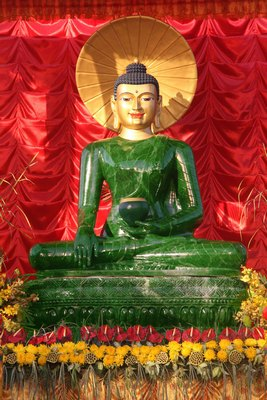 The Jade Buddha for Universal Peace